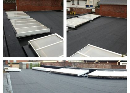 Industrial Roofing & Maintenance